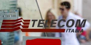 Telecom Italia dos au mur après son échec sur GVT
