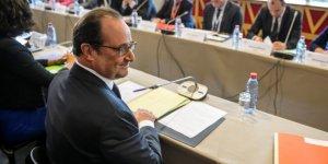 Francois hollande ouvre la conference sociale