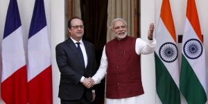 La france va doubler ses investissements en inde
