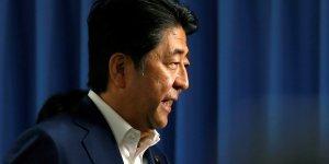 Le Premier ministre japonais Shinzo Abe (LDP) le 10 juillet 2016 à Tokyo au Japon