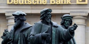 Deutsche bank juge exagerees les craintes sur ses derives