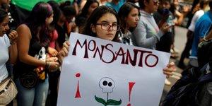 Monsanto manifestation