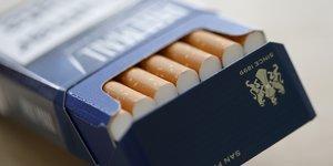 Pall Mall cigarettes tabac BAT