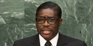 Teodoro Obiang Nguema fils