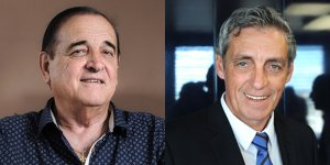 Kléber Mesquida, président du Département de l'Hérault, et Philippe Saurel, son homologue à la Métropole, se sont opposés durant de longs mois sur la question des transferts de compétences vers la 2nde