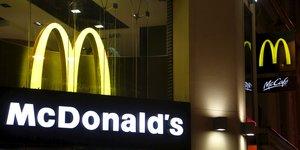 Mcdonald's, a suivre sur les marches americains