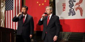 Etats-Unis : Donald Trump nomme Terry Branstad, gouverneur de l'Iowa, au poste d'ambassadeur à Pékin (Chine, Xi Jinping)