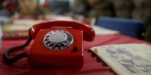 Tokyo Pékin téléphone rouge
