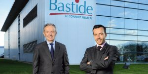 Guy et Vincent Bastide, à la tête du groupe gardois, ont été élus Décideurs de l'année lors des Grands Prix Objectif 2016