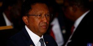 Président Madagascar