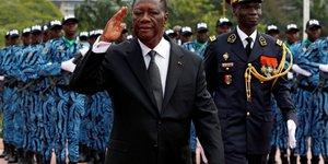 Alassane Ouattara Armée Côte d'Ivoire