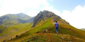 montagne tourisme randonnée