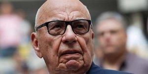 Murdoch a discute du rachat de cnn avec le dg d'at&t