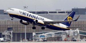 Ryanair insiste pour obtenir des creneaux d'air berlin