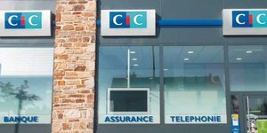 CIC agence Crédit Mutuel