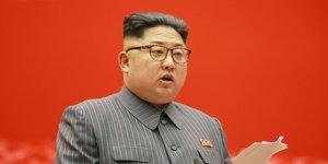 Kim jong-un ordonne le retablissement du telephone rouge avec seoul