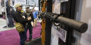 Armes: remington parvient a un accord pour une mise en faillite