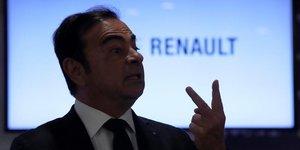 Renault-nissan: carlos ghosn pas ferme au scenario d'une fusion