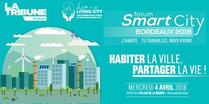 Visuel Smart City Bordeaux 2018