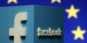 L'union europeenne demande des explications a facebook