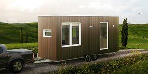 La Tiny house Les Frenchies, de Selvea (Vendargues - 34)