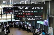 Les bourses europeennes ont fini dans le vert