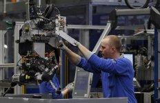 La production industrielle française stable en septembre