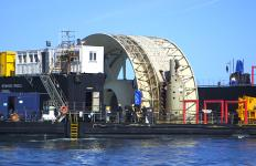 DCNS hydroliennes