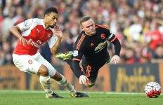 Arsenal punit manchester united