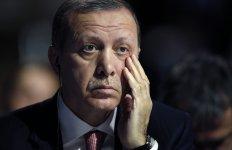 Le président turc Erdogan au Bourget lors de la COP21 le 30 novembre 2015