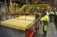Vif rebond de la production industrielle en france en aout