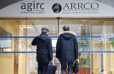 Retraite Agirc Arrco