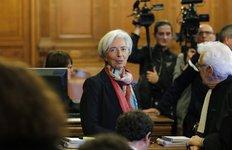Lagarde, procès arbitrage Tapie, FMI, ministre,lundi 13.12.2016,
