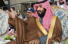 Le prince saoudien mohammed compare la corruption a un cancer