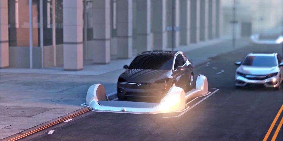 1. Des tunnels à grande vitesse pour effacer les embouteillages