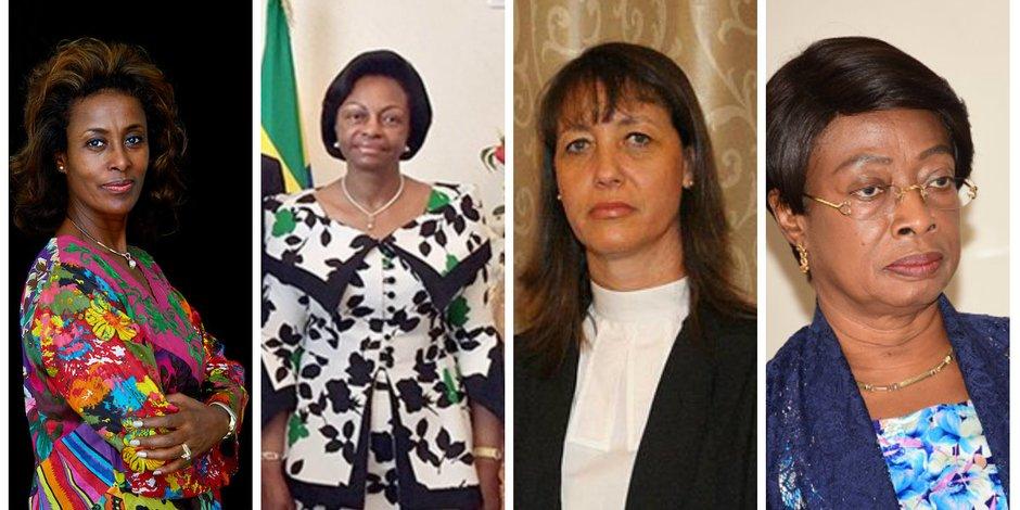 Ces femmes aux commandes de la justice en Afrique