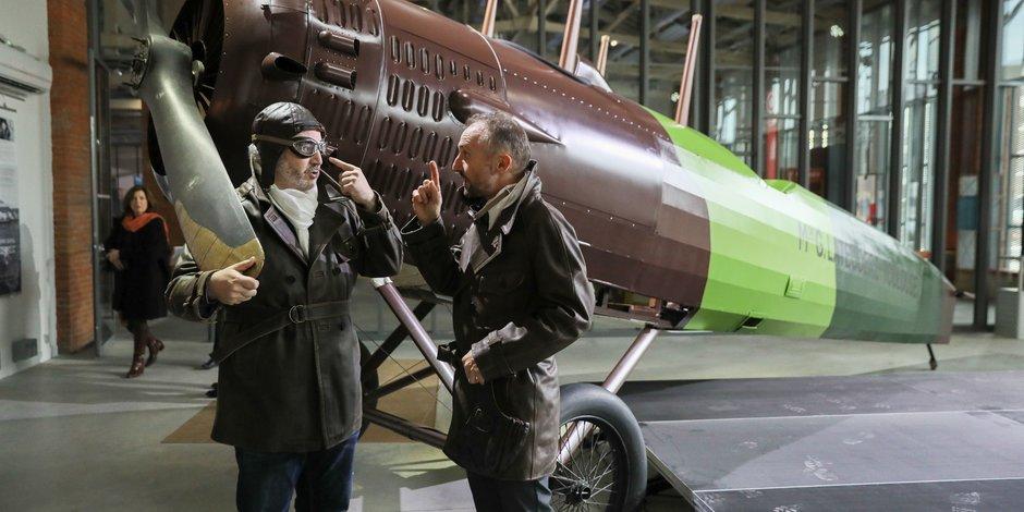 C'était il y a tout juste un siècle. Le 25 décembre 1918, Pierre-Georges Latécoère s'envolait à bord d'un Salmson 2A2 depuis la piste de Montaudran et rejoignait Barcelone. Ce premier vol a été le point de départ de l'Aéropostale.