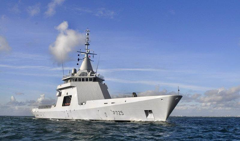 Des corvettes pour l'Egypte