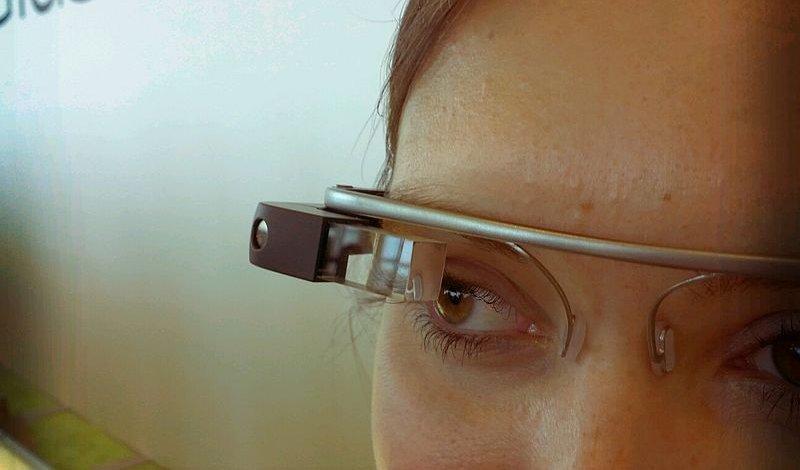 La petite histoire des Google Glass