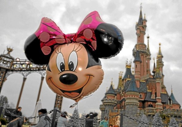 Disneyland Paris a 20 ans