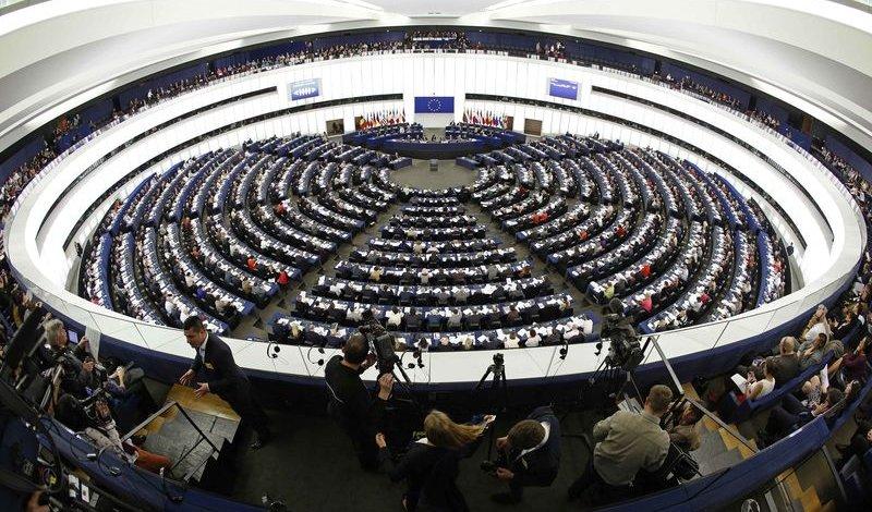 Répartition des représentations au parlement européen