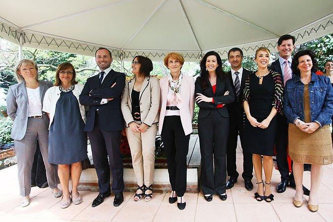 Les Trophées des Femmes 2012 d'Objectif News