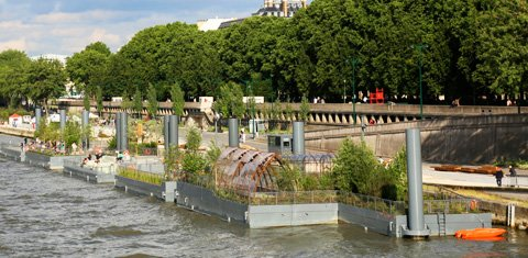 Les projets pol miques du grand paris diaporama for Les espaces verts urbains