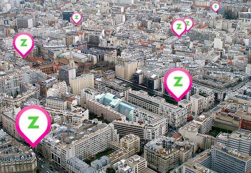 Zenpark nous aide à nous garer dans Paris
