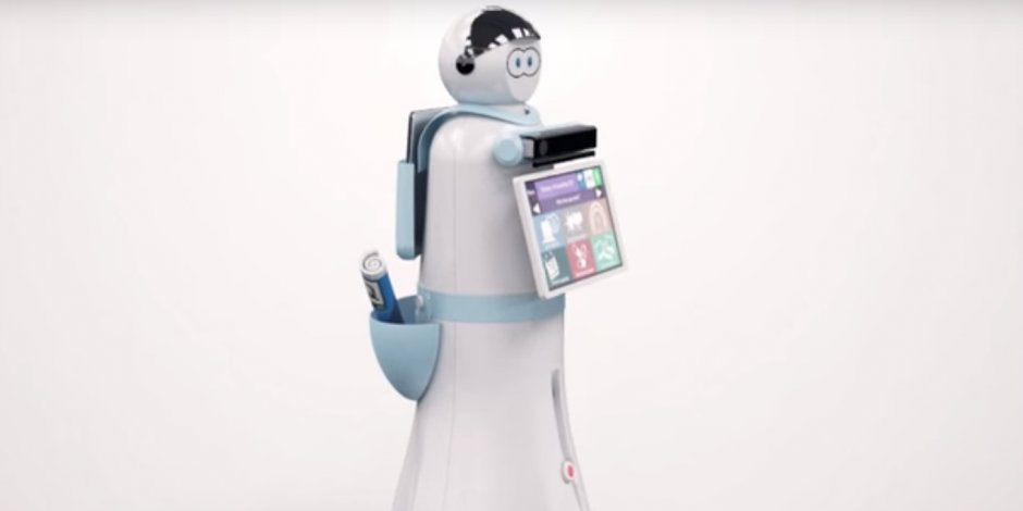 Un robot auxiliaire de vie