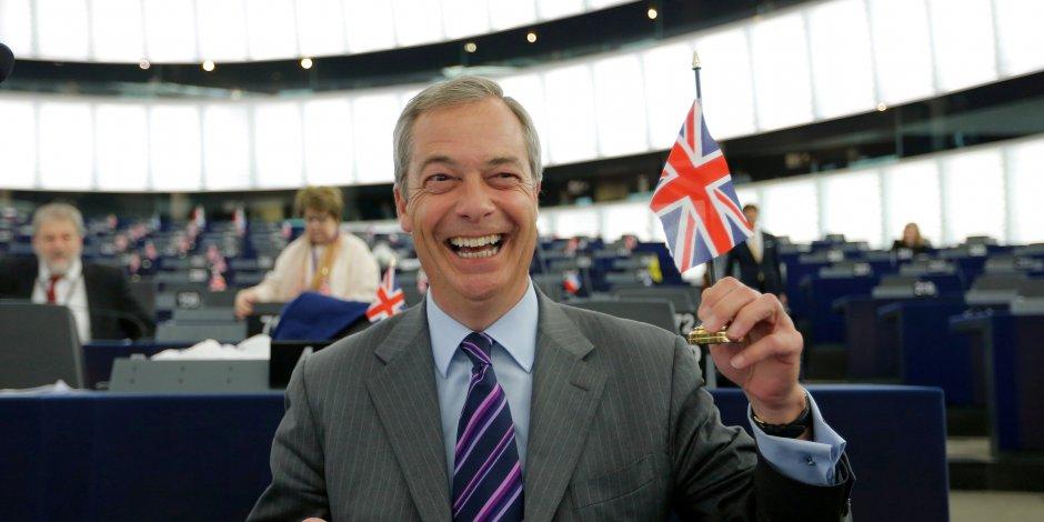 Nigel Farage, ancien leader de UKIP