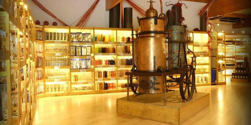 9e ex-aequo : distillerie Jean Gauthier (Ardèche)