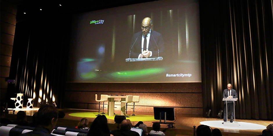 Smart City Montpellier 2016