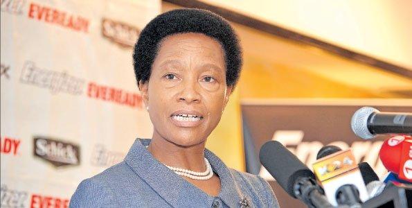 Lucy W. Waithaka, PCA de Eveready East Africa Ltd