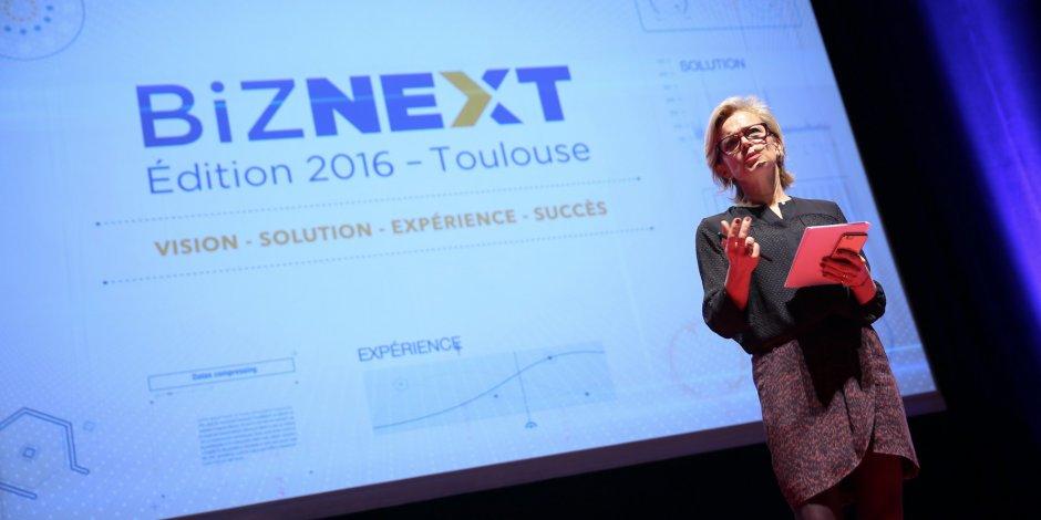 Emmanuelle Durand-Rodriguez, directrice de la réfaction de La Tribune Toulouse